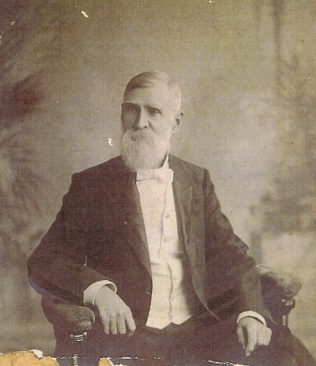 Charles Hill, 1st President SA Society of Arts, 1909-small
